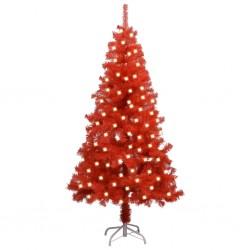 vidaXL Estantería de madera de abeto maciza y acero 120x42x180 cm
