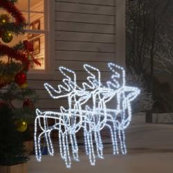 vidaXL Estantería de madera maciza y acero 90,5x35x180 cm