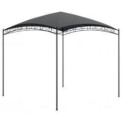 vidaXL Soporte para plantas de madera de cedro 45x40x145 cm
