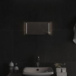vidaXL Somier de láminas con 42 listones de 7 regiones 100x200 cm