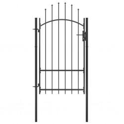 vidaXL Botellero de aluminio macizo 33x14x54 cm plateado