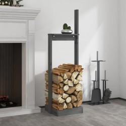 vidaXL Mesa de centro ovalada madera maciza de mango y acero 110 cm