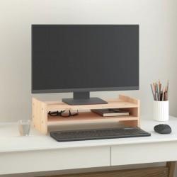vidaXL Sillón de masaje mecedora de cuero sintético negro