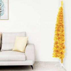 vidaXL Mesa de centro 110x40x60 cm madera maciza de acacia y acero