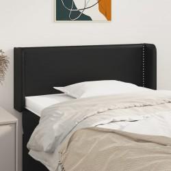 vidaXL Funda elástica para mesa 2 uds 183x76x74 cm negro