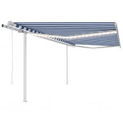 Mesa camilla de masaje de aluminio plegable de 4 cuerpos blanco crema