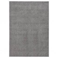 vidaXL Sábana bajera 180x200 cm algodón gris antracita 2 unidades