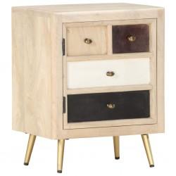 vidaXL Sábana bajera 90x220 cm algodón burdeos 2 unidades