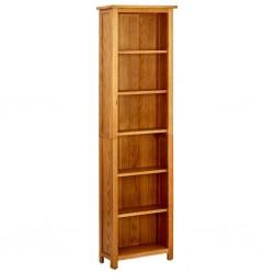 vidaXL Zapatero de madera maciza de acacia 60x40x41 cm