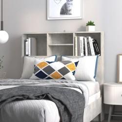 vidaXL Banco zapatero de madera maciza de nogal 94x20x38 cm