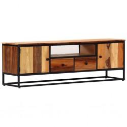 vidaXL Mueble para la televisión MDF 160x40x55 cm blanco