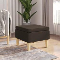 vidaXL Caja de almacenaje madera maciza de acacia 110x40x45 cm blanco