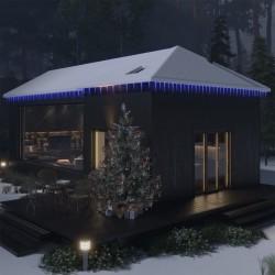 vidaXL Caja de almacenaje de madera maciza de acacia 120x30x40 cm