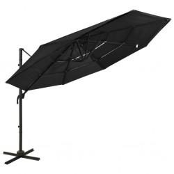 vidaXL Conjunto de muebles de baño 5 piezas madera de sheesham