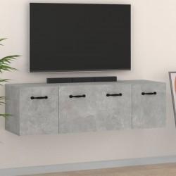 vidaXL Bolso estilo shopper gris oscuro 41x63 cm lona y cuero real