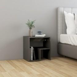 vidaXL Bolso estilo shopper beige 32x10x37,5 cm lona y cuero real