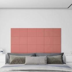 vidaXL Bolso estilo shopper marrón 48x61 cm lona y cuero real