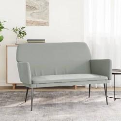 vidaXL Bolsa de viaje marrón 54x23x52 cm lona y cuero auténtico