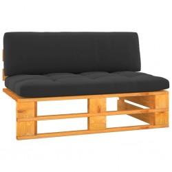 vidaXL Botellero de madera maciza reciclada 50x40x180 cm