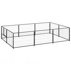 vidaXL Mesa de centro 110x50x40 cm madera maciza de mango blanca