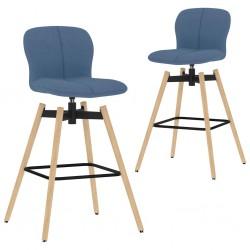 vidaXL Escritorio de madera maciza de acacia 90x40x107 cm