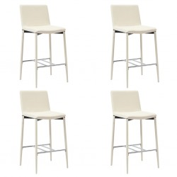 vidaXL Armario de tela blanco 79x40x170 cm