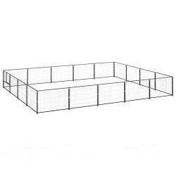 vidaXL Sillón masaje reclinable y reposapiés tela tacto de ante marrón