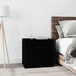 vidaXL Sillón de masaje reclinable para TV cuero sintético marrón