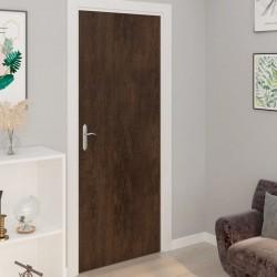 vidaXL Sillón de masaje reclinable para TV cuero sintético rojo