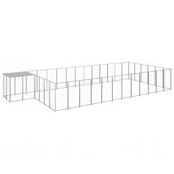 vidaXL Sillón reclinable de cuero sintético rojo