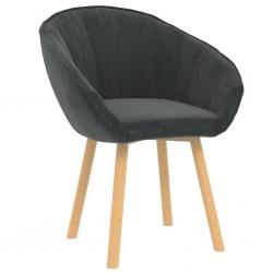 vidaXL Sillón reclinable para TV de cuero sintético blanco