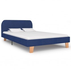 vidaXL Sillón reclinable con reposapiés de tela gris oscuro