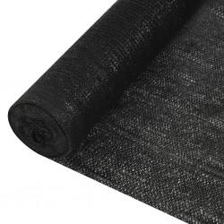 vidaXL Sillón masaje reclinable y reposapiés de tela marrón