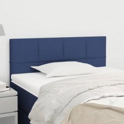 vidaXL Sofá cama modular de 2 plazas de tela beige