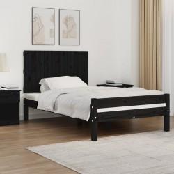 vidaXL Protector salpicaduras cocina vidrio templado negro 90x40 cm
