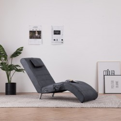 vidaXL Estantería de 2 niveles vidrio templado negro 30x30x47 cm