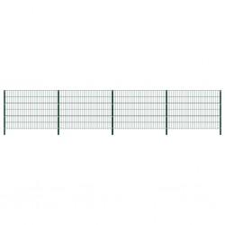 vidaXL Cojín asiento masajeador de cuello y espalda 48 W