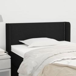 vidaXL Banco de acero inoxidable y terciopelo azul 97 cm