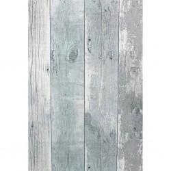 vidaXL Mueble para el televisor de madera blanco 90x30x40 cm