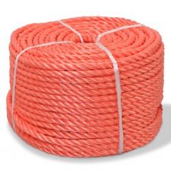 vidaXL Sillón eléctrico reclinable incorporación cuero sintético rojo