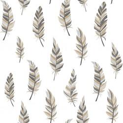vidaXL Cortinas de flecos 2 piezas 100x250 cm azul
