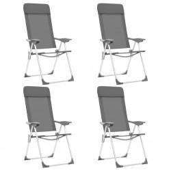 vidaXL Set mesa plegable masaje y taburete 2 zonas 10 cm grosor blanco