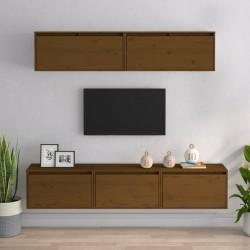 vidaXL Barbacoa grill de gas 4+1 quemadores negra