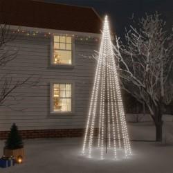 vidaXL Felpudo de fibra de coco negro 2 unidades 24 mm 50x80 cm