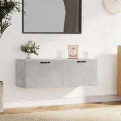 vidaXL Otomana de jardín de palés con cojín arena de madera gris