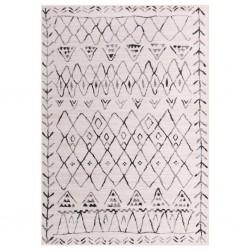 vidaXL Corral para perros 16 paneles de acero 60x80 cm negro