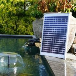 vidaXL Base de sombrilla con placas de peso gris y negro