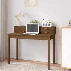 vidaXL Banco de gaviones 180 cm acero galvanizado y madera de pino