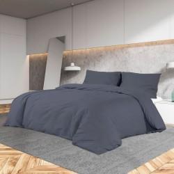 vidaXL Cabezal de ducha efecto lluvia 2 pzs acero inoxidable 30x40 cm