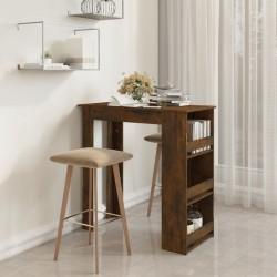 vidaXL Casas para gorriones 2 unidades madera 44x15,5x21,5 cm